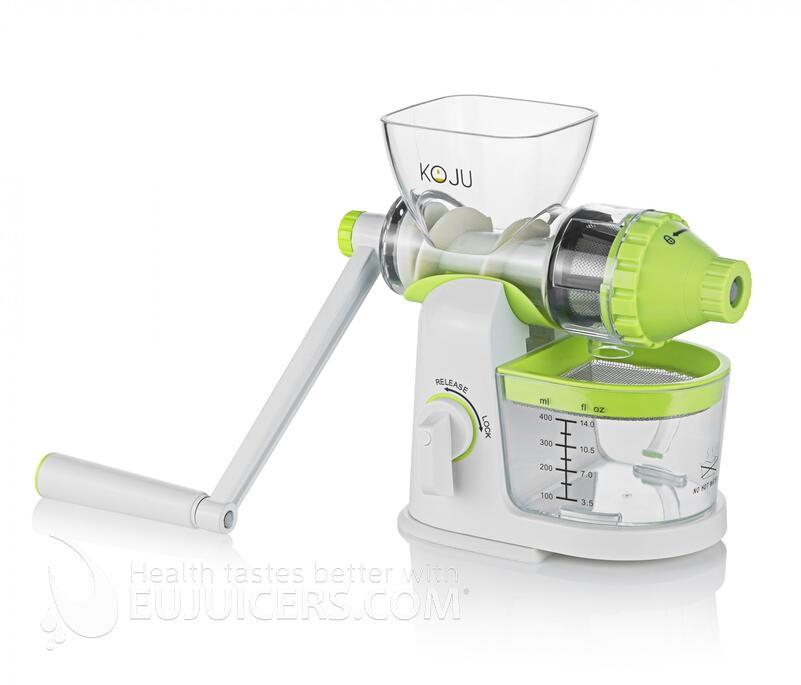 estrattore di succo manuale Koju Juicer
