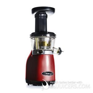 Estrattore di succo Omega VT352 rosso (1)