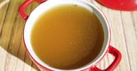 Come utilizzare la polpa dal processo di estrazione: Brodo vegetale