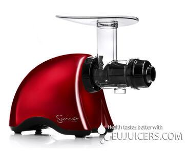Estrattore di succo Sana rosso (1)